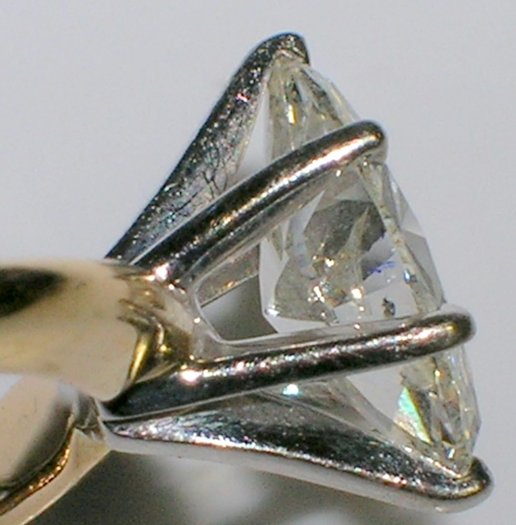Inclusion in a Diamond