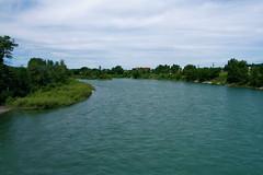 The Mighty Bow River ('Ol Jonesy) Tags: calgary bowriver canadaday07 bowriverpath