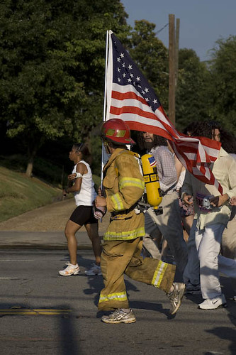 A Tribute To Fallen Fire Fighters