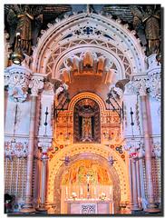 The Lady Chapel / El Camarín de la Virgen - by . SantiMB .