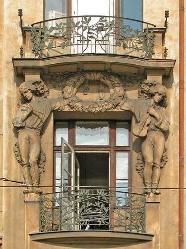 Flickriver photoset 39 72157601054155306 39 by dalbera - Maison de l art nouveau ...