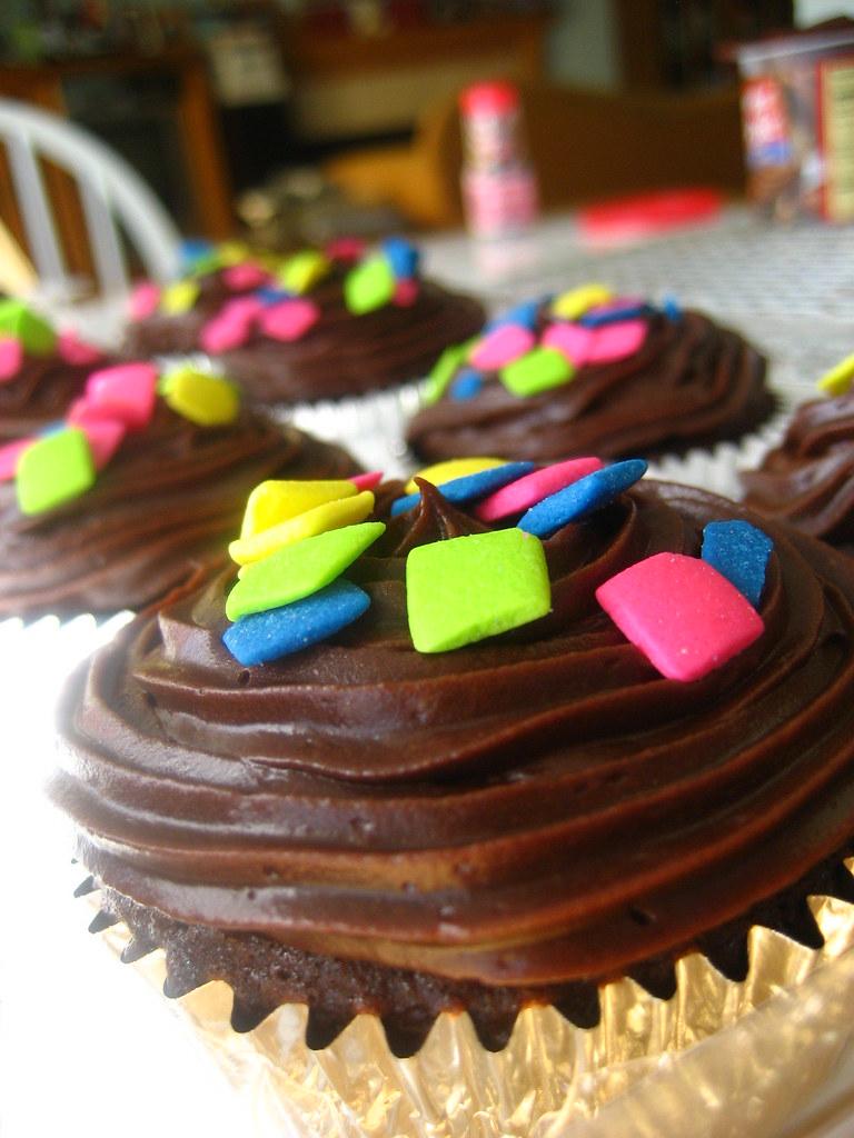 ooh cuppycakes!