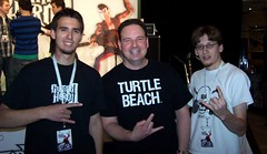 GHII-m (Turtle Beach) Tags: genesimmons turtlebeach earforce guitarhero2 guitarheroii