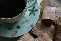 Cappuccino Brownies (julia_ho) Tags: food cup coffee cake dessert chocolate brownie cappuccino
