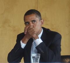 Breakfast with Barack at Flickr.com