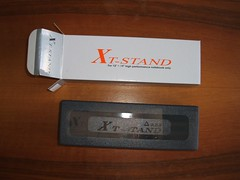 XT-Stand unboxing pictures