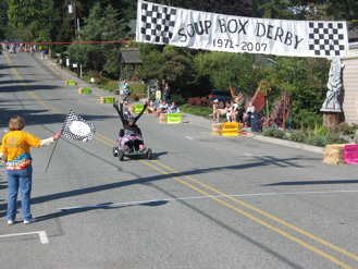 Soup Box Derby - Whee!