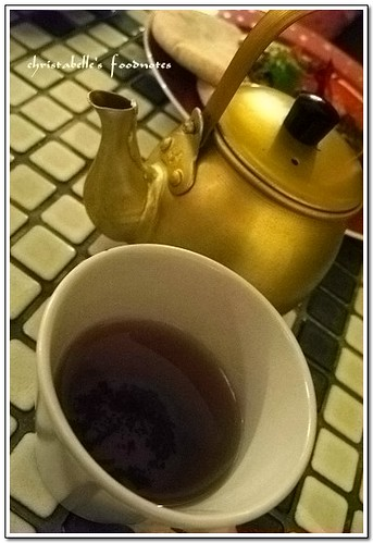 sababa熱薄荷茶