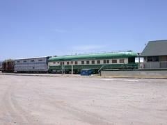 Arizona & California RR Parker AZ 3363 (DB's travels) Tags: railroad arizona coloradoriver parker arizonacaliforniarr arzc
