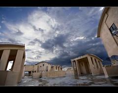 Monsoon is here ! (Bhushan Patil.) Tags: india monsoon canon350d maharashtra pune sigma1020 terreace sinhgadroad dhayri ppjun10 ganeshnabhangan ppjun11
