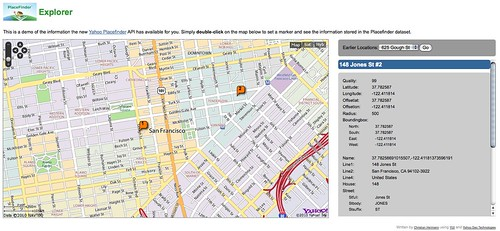 Placefinder Explorer