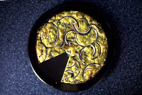cauliflower cake pac-man