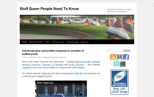 Stuff Queer People Need To Know