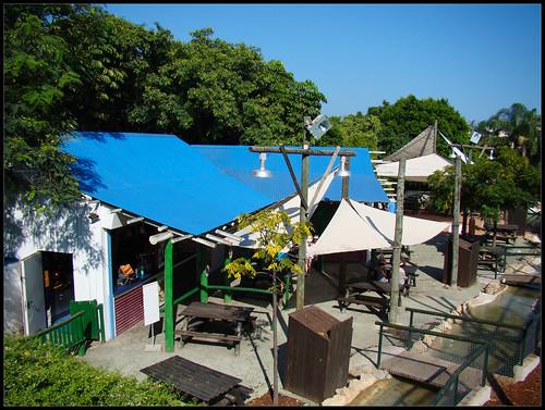 Zona Restauración Selwo Marina