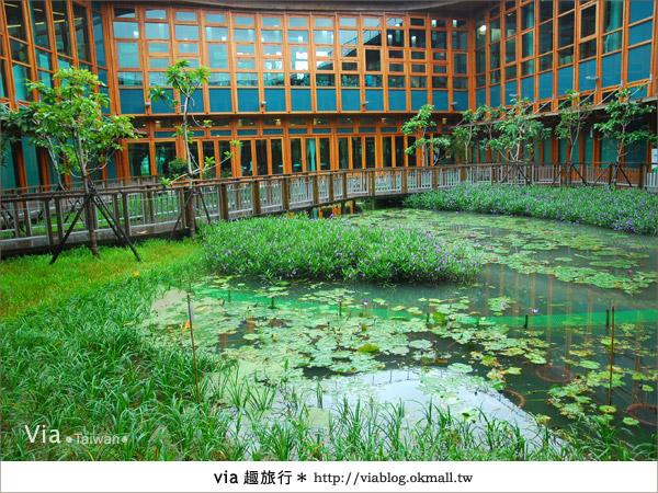 【花博夢想館】via遊花博(下)~新生三館:花博夢想館及未來館、天使生活館18