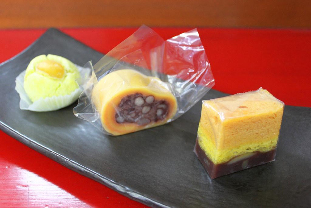 """Wagashi,Japanese Sweets """"Ichigetsu"""" Part2 (2)"""
