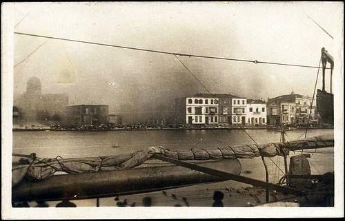 İzmir yangını sürüyor