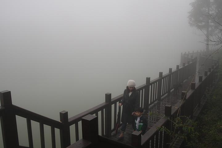 賽夏族矮靈祭之向天湖029