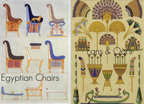 Egyptian Decoration and Furniture