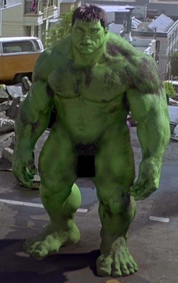 Nude Hulk 57