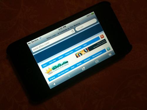 iPhone 4 d3so