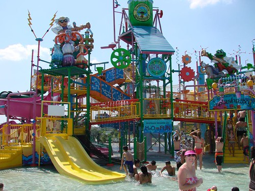 NRH2O water park