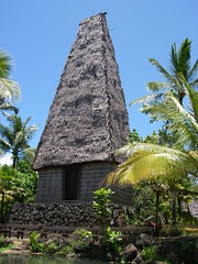 Fiji Temple - Polynesian Cultural Center