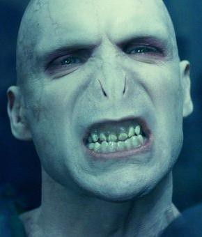Lord Voldemort en el final de Harry Potter