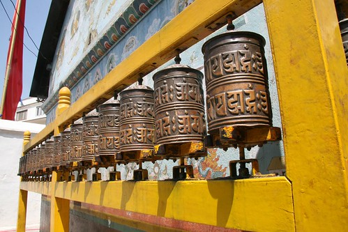 Bells at Bouddhanath