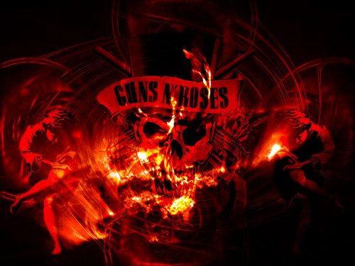 wallpaper guns and roses. Guns N#39; Roses - Wallpaper 18