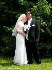 Mr. and Mrs. Jon Enos.