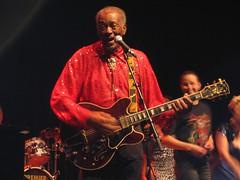Chuck Berry Sentrum Scene Oslo July 07