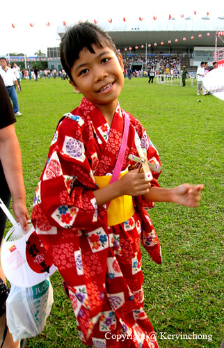 Girl-Red-Yukata