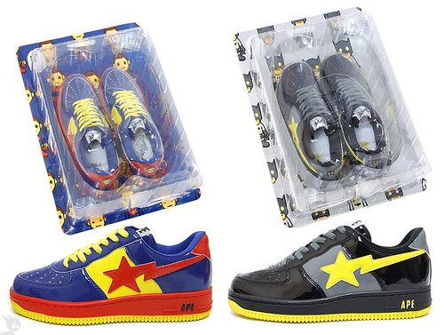 Clothing, Shoes & Accessories Sporting Bapesta X Marvel Comics 'human Torch' Rare Numerous In Variety