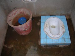 Thai Squat toilet