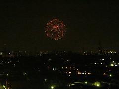Tachikawa Fireworks Festival