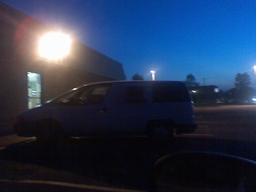 airconditioner minivan ac