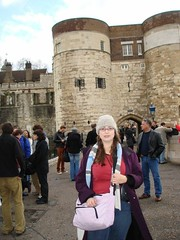 On the Drawbridge - Tower of London
