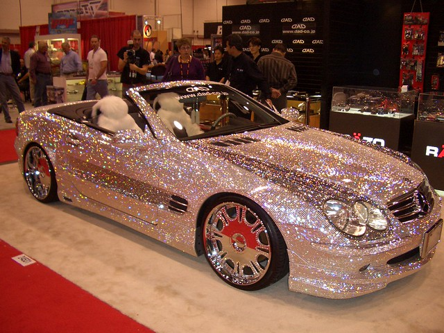Monster Viking Mercedes Bling Bling - Cool mercedes cars