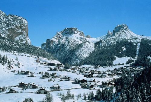 Selva Val Gardena, Dolomites