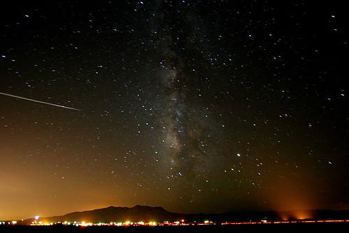 skywatching Perseid meteor shower