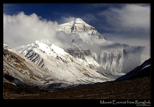 Harry Kikstra, Exposed Planet - Mt Everest