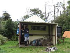 Stanfield Hut, Ruahine Range