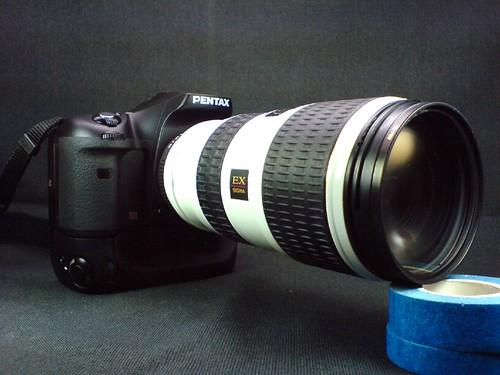 {生活}Sigma 70-200mm 有出白鏡!