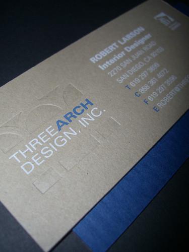 Three Arch Design