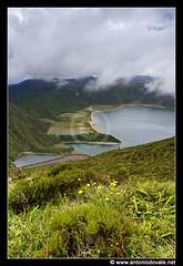 Lagoa do Fogo (DovalePhotos) Tags: miguel grande sony vale lagoa fogo ilha so ribeira a100 antnio