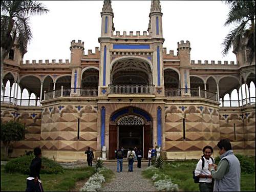 Castillo Unanue Cañete lunahuana