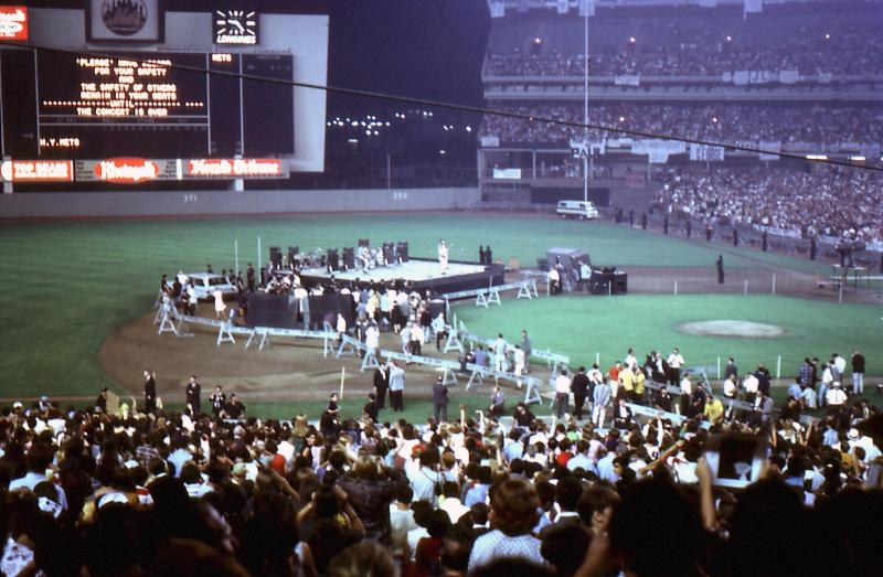 So Long Shea Stadium Some Old Pictures