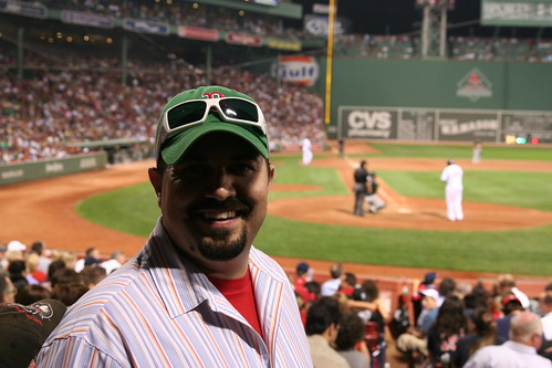 Jose at Fenway