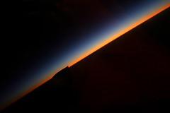 Fall or Rotate?! (matiya firoozfar) Tags: sunset sky cloud night canon iran aeroplane iranian persiangulf airplaine blacksky matiya abovethecloud matiyafiroozfar firoozfar  400d